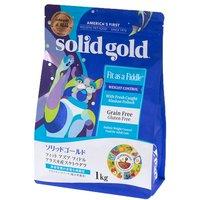 ソリッドゴールド フィットアズアフィドル (猫用)1kg 正規品