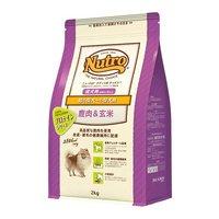 ニュートロ ナチュラルチョイス 鹿肉&玄米 超小型犬~小型犬用 成犬用 2kg プロテインシリーズ