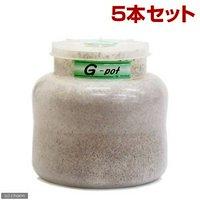 菌糸ビン G-pot スタウト 2000cc 5本  別途送料