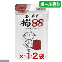 わんわん 猫ぱっぱ 牛肉 60g 12袋入り