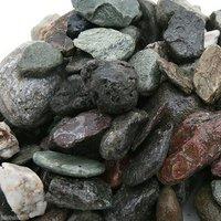 渓流石 No.15 約10kg サイズミックス 粒径約40~90mm以上