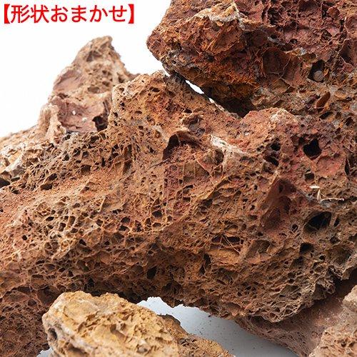 形状お任せ 古葉石 サイズミックス 5kg