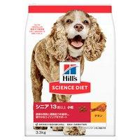 サイエンスダイエット シニアアドバンスド 小粒 高齢犬用 3.3kg 正規品