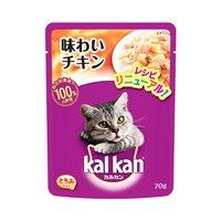 カルカン パウチ とろみ仕立て 1歳から 味わいチキン 70g 成猫用