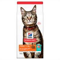 ヒルズ サイエンスダイエット キャットフード アダルト 1~6歳 成猫用 まぐろ 800g 下部尿路の健康維持