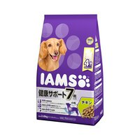 アイムス 7歳以上用 健康サポート チキン 小粒 2.6kg ドッグフード 正規品 IAMS