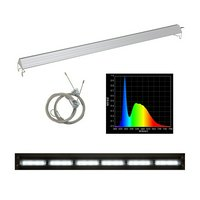 アクロ TRIANGLE LED BRIGHT 1200 8400lm Aqullo 120cm水槽用 ライト