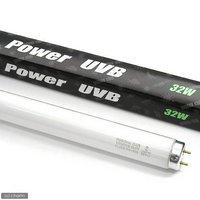 交換球 ポゴナクラブ ビバリウムグロー パワーUVB 32W(90cm水槽用) 爬虫類 ライト 紫外線灯 UV灯