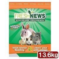 猫砂  フレッシュニュース 30LB(13.60kg) 小動物 猫 トイレ 床材 紙
