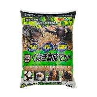 フジコン 昆虫マット くぬぎ育成マット 10リットル カブトムシ クワガタ 幼虫飼育 産卵