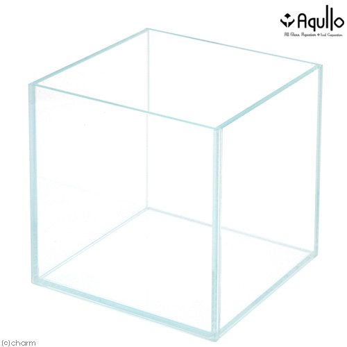 スーパークリア コケテラリウム アクロ15S(15×15×15) ガラス厚5mm お一人様5点限り