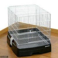 三晃商会 SANKO イージーホーム40 BK(43.5×50×46cm)小動物 ケージ