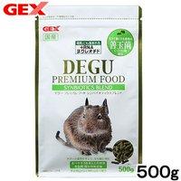 GEX デグープレミアムフード シンバイオティクスブレンド 500g 国産