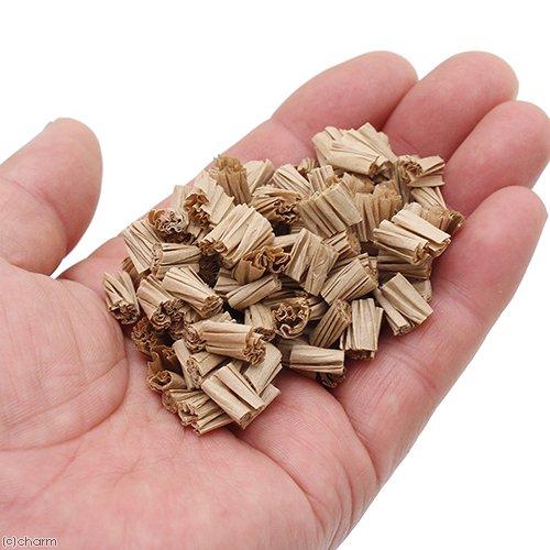 国産 小動物の紙の床材 ブラウン 400g 低アレルギー素材 ハムスター モルモット ハリネズミ