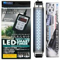 水作 ライトアップ 300 ブラック + LED スマートタイマー