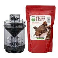 ff num200 ナマズ大型肉食熱帯魚用タブレット(沈下性)300g+アクア工房フィッシュレットセット