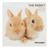 アーリスト THE RABBIT 2021年 カレンダー