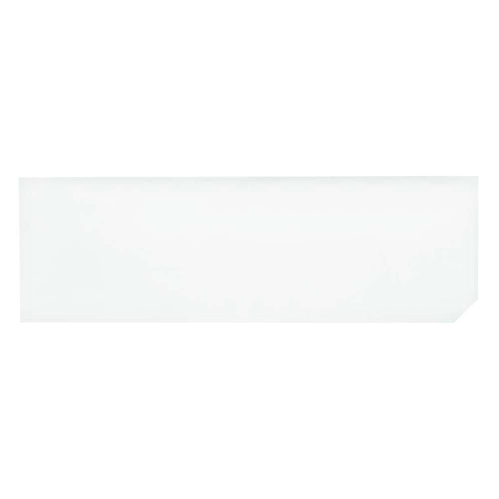 GLASIA GL−600C/BA−600用ガラスフタ 1枚(幅585×奥行186×厚さ3mm)