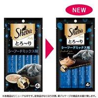 シーバ とろ~り メルティ シーフードミックス味 12g×4P