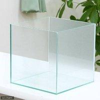 バックスクリーン貼付済 サンド オールガラス27cm水槽 アクロ27N(27×27×27cm)(単体)