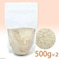 カキ殻粉末 粗目 大袋2袋 約1kg 爬虫類 鳥 インコ サプリメント 添加剤