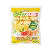花ごころ レモンミカン柑橘の肥料 500g