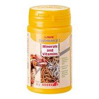 セラ レプティミネラルC 100ml(85g) 肉食性爬虫類用 ビタミン&ミネラル添加剤