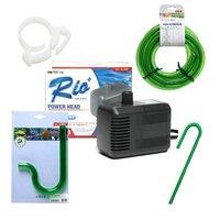 カミハタ Rio+(リオプラス) 1100+ 配管 5点セット 50Hz 東日本用