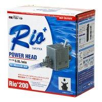 60Hz カミハタ Rio+(リオプラス) 200 流量6リットル/分 (西日本用)