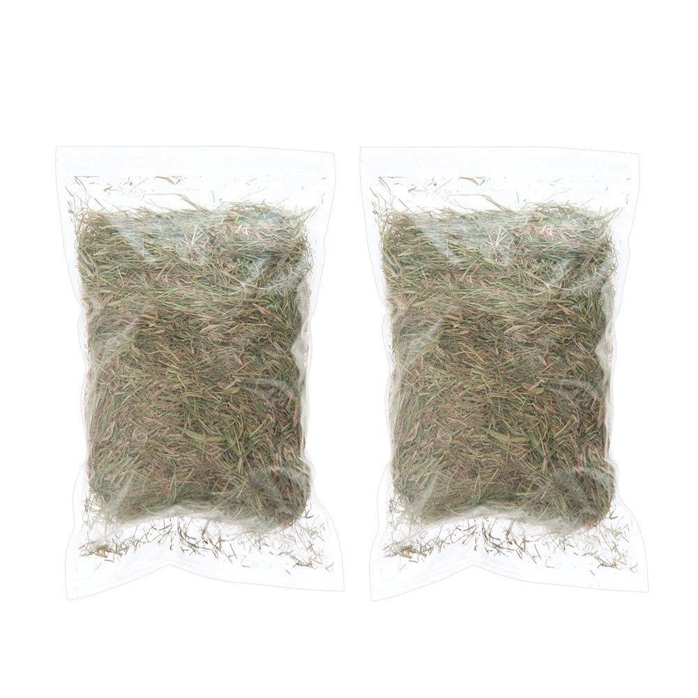 バミューダヘイ チャック袋 500g(250g×2袋) 牧草 うさぎ 小動物 お一人様6点限り