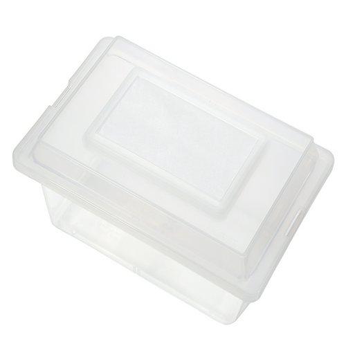 コバエシャッター ミニ (180×110×145mm) プラケース 虫かご 飼育容器 昆虫 カブトムシ クワガタ