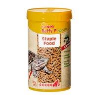 ラフィP 水棲亀トカゲ専用フード 250ml(50g) カメ 餌 エサ イモリ