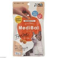 Vet's Labo メディボール 猫用 チーズ味 15回分 投薬補助