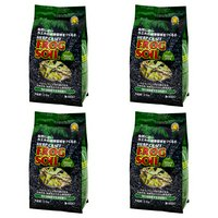 スドー フロッグソイル 2.5kg 爬虫類 底床 敷砂(両生類用)4袋入り