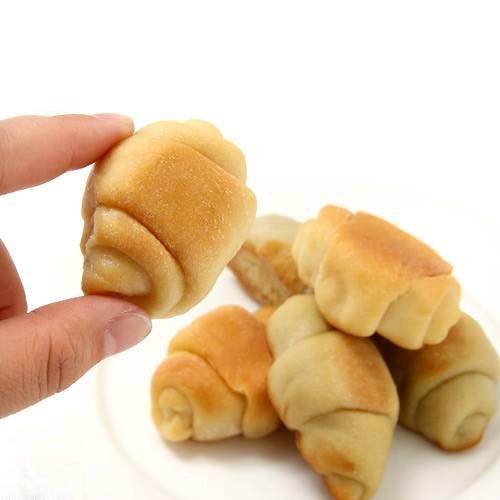 ドッグステーブル お米のロールパン (スイオウ・プレーン) 6個入 犬 おやつ