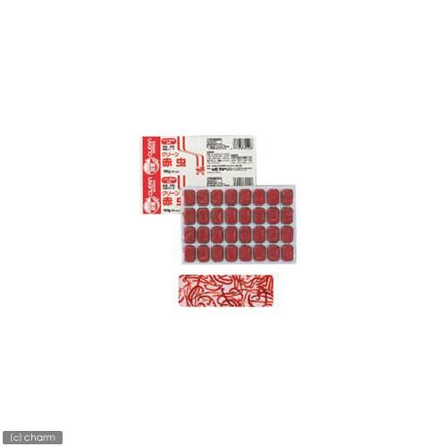 冷凍★キョーリン クリーン赤虫(アカムシ)×54枚 (3箱単位) 冷凍赤虫 別途クール手数料