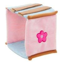 三晃商会 SANKO 小鳥の四角ベッド 鳥 布製ベッド
