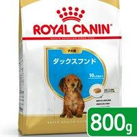 ロイヤルカナン ダックスフンド 子犬用 800g 3182550788113 ジップ付