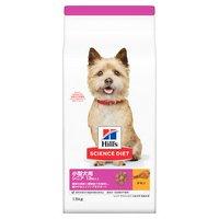 サイエンスダイエット 小型犬用  シニアアドバンスド 1.5kg 正規品 ドッグフード