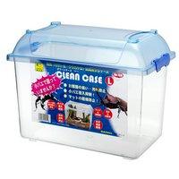 三晃商会 SANKO CLEAN CASE クリーンケース(L)(375×220×280mm) プラケース 虫かご 飼育容器