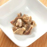 10袋セット 国産 鶏砂肝のやわらかヤギミルク煮 20g 少量パック 無添加無着色レトルト 犬猫用 Packun Specialite