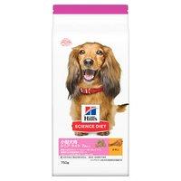 ヒルズ サイエンスダイエット ドッグフード 小型犬用 肥満傾向の高齢犬用 シニアライト 7歳以上 チキン 750g