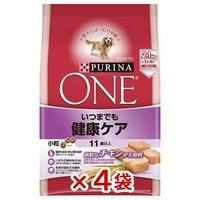アウトレット 賞味期限:2021年4月30日 ピュリナワンドッグ 11歳以上 いつまでも健康ケア 小粒 チキン 2.1kg 4袋入 超高齢犬用 訳あり