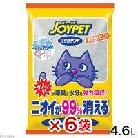 猫砂 シリカサンド クラッシュタイプ 4.6L 6袋入り シリカゲル