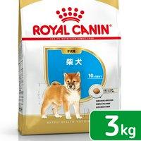ロイヤルカナン 柴犬 子犬用 3kg 3182550823944 ジップ付