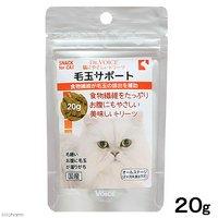 ドクターヴォイス 猫にやさしいトリーツ 毛玉サポート 20g