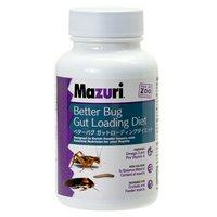 Mazuri ベターバグ ガットローディング ダイエット 180g コオロギやその他の餌用昆虫用 マズリ