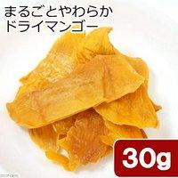 まるごとやわらかドライマンゴー 30g 無添加砂糖不使用 小動物用のおやつ