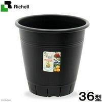 リッチェル 果樹ポット 36型 N スリット鉢 果樹栽培 家庭菜園 ガーデニング スリット 鉢タイプ