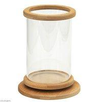 Bamboo Bottle R1 コケリウム ボトルアクアリウム コケ ベタ ガラス水槽 インテリア